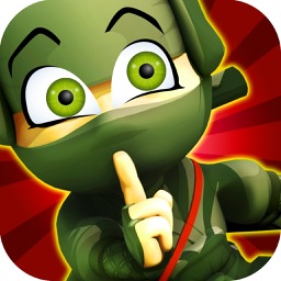 Ninja Wars of Slots Vegas Casino Style Saga Jump Game and Win Big FREE Running House of Fortune
