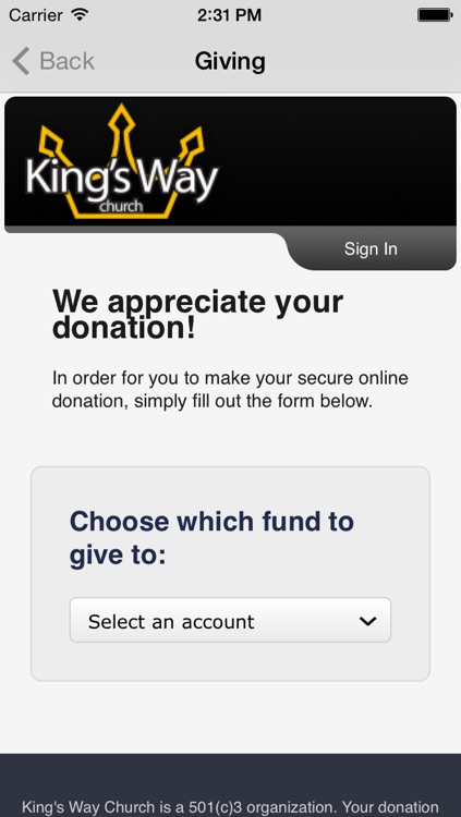 King's Way screenshot-2