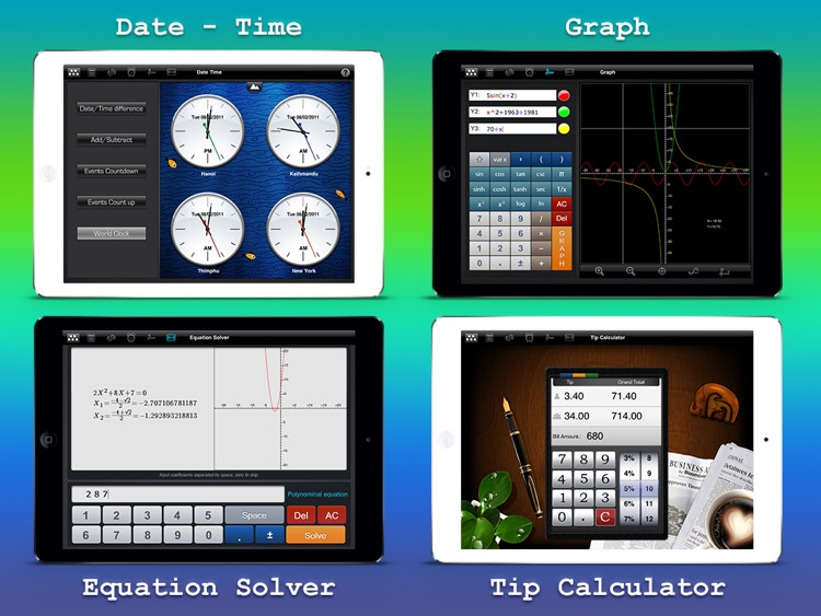 Calculator # Converter screenshot-4