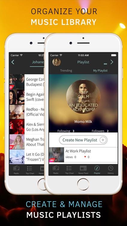 Music 720 PRO: free music player for Youtube screenshot-3