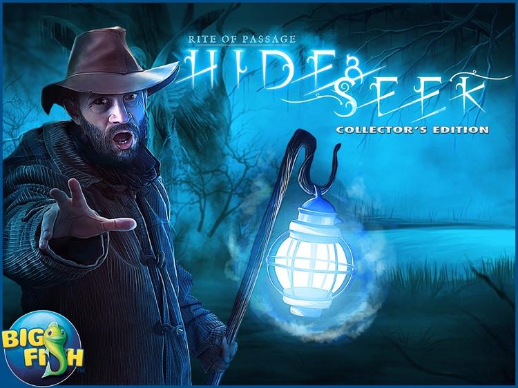 Rite of Passage: Hide and Seek HD - A Creepy Hidden Object Adventure (Full) screenshot-3