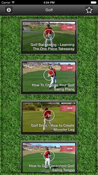 ゴルフコーチ:無料ビデオレッスン、ヒント、トリックやニュースのおすすめ画像2
