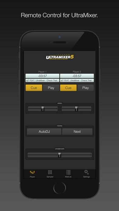UltraMixer Remote