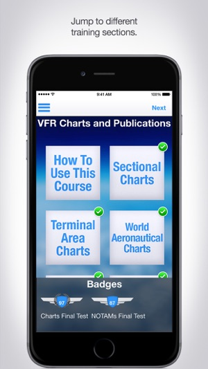 VFR Charts and Publications on the App Store