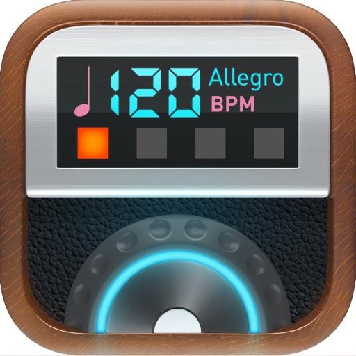Pro Metronome - Tempo,Beat,Subdivision,Polyrhythm app logo