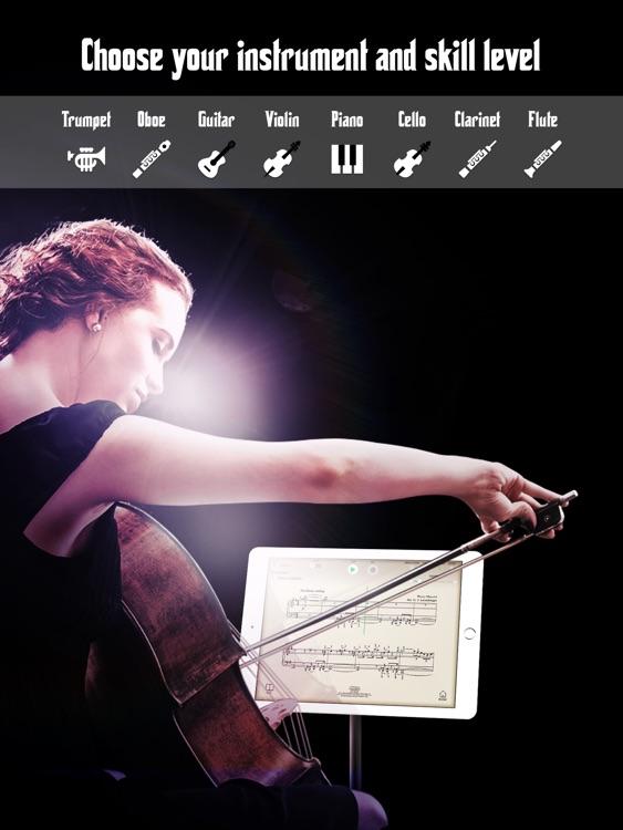 The Godfather (interactive sheet music) screenshot-0