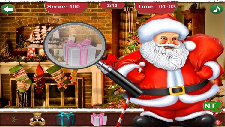Christmas Hidden Objects Games screenshot-3
