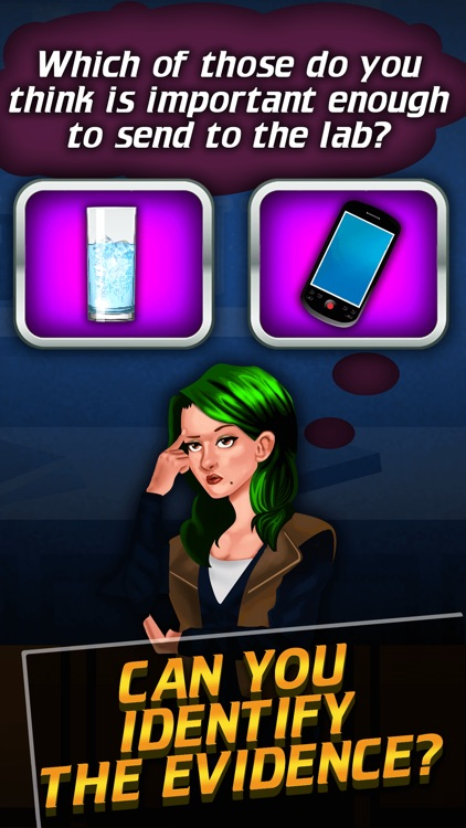 Criminal Agent Murder Case 101 - Investigate and Solve the Secret Mystery - Crime Story Game screenshot-3