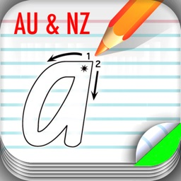 School Fonts - Learn to write (AU/NZ) Free