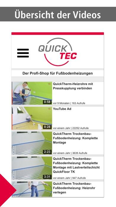 QuickTecScreenshot von 1