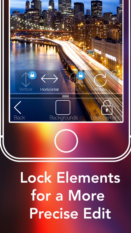 #NoZoom-Fix your Wallpaper and Set Full Pictures as your Custom Background Lockscreen