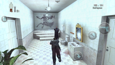 Screenshot from Max Payne Mobile