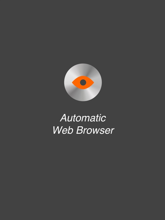 Automatic Web Browser for iPad
