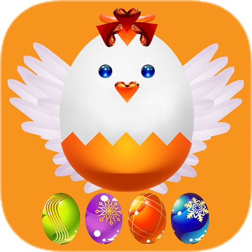 Egg Crush: Match eggs to blast casual game
