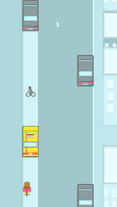Crazy Cycle screenshot two
