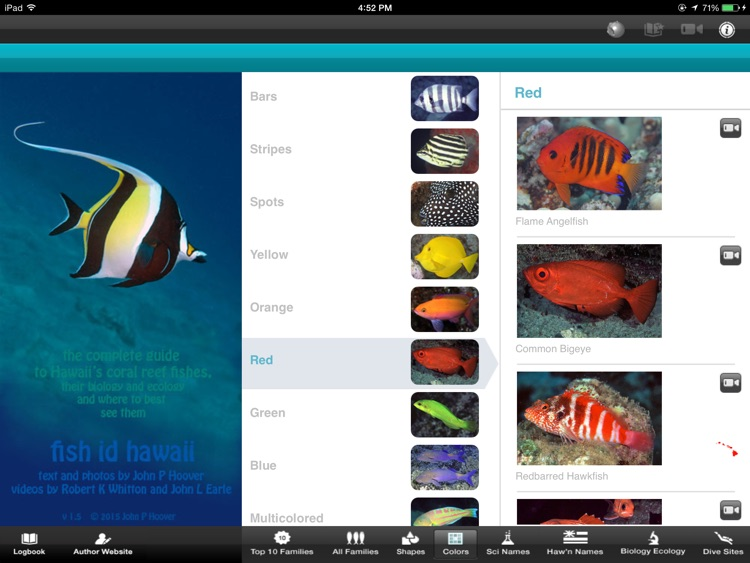 Fish ID Hawaii pro screenshot-3