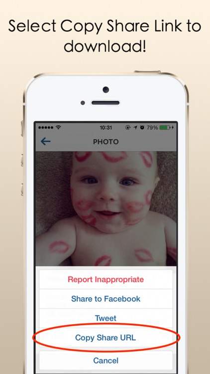 InsSave - Download & Save Photos & Videos From Instagram With Ease! screenshot-3