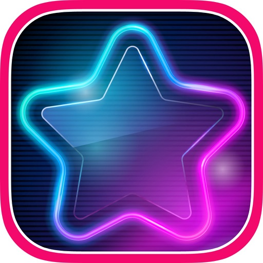 Neon Star – Swipe With Friends