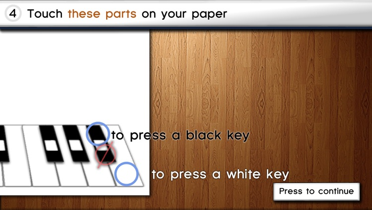 Paper Piano screenshot-4