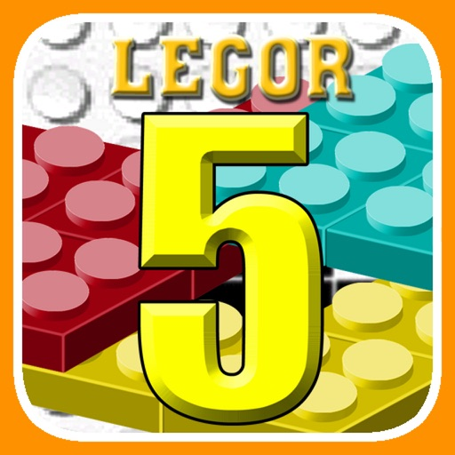 Legor 5 - Free Puzzle And Brain Game for Kids