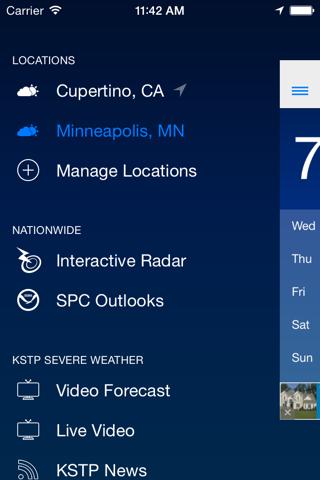 KSTP Weather Mpls-St. Paul screenshot 4