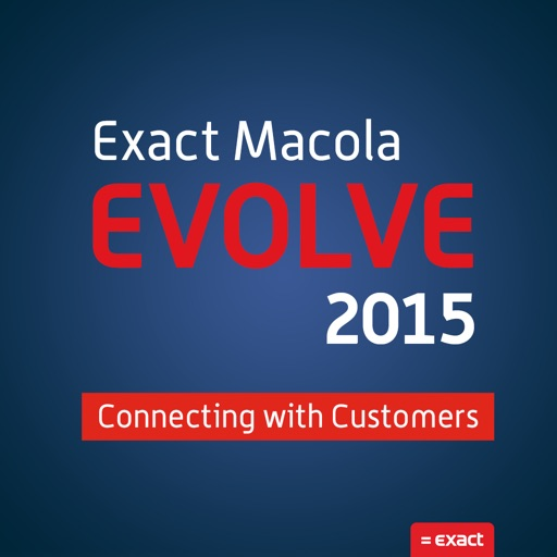 Exact Macola Evolve 2015 icon