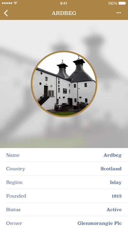 The Whisky App screenshot-3