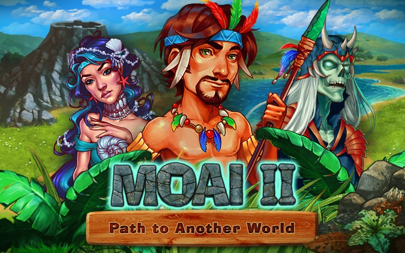 Moai 2: Path to Another World screenshot 1
