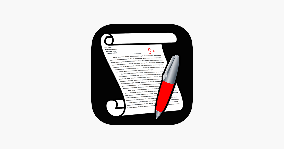 apples essay grader app