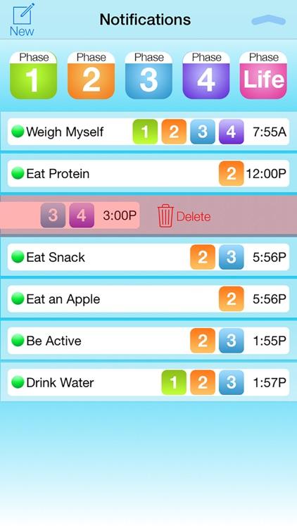 hCG Diet Life Pro screenshot-4