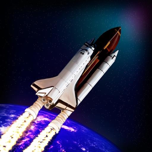 Space Shuttle Simulator 3D Free iOS App