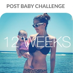 Post Baby Weight Loss Challenge Lite - Calorie Tracker With Food Diary and Workout Exercise Plans