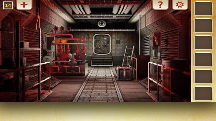 密室逃脫比賽系列1: 逃出100個神秘的房間 - 史上最難的密室逃脫遊戲 screenshot-3