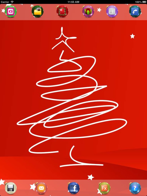 Xmas Photo HD - share your Christmas Greetings