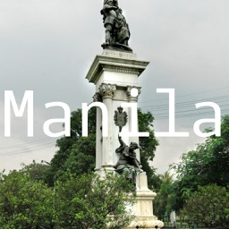 hiManila: Offline Map of Manila (Philippines)