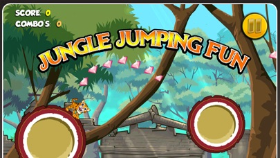 Baby Tiger Tigs - Little Jungle Zoo Pet Cub Tap and Bounce Story Proのおすすめ画像4