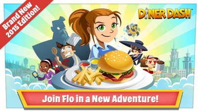 Diner Dash for Pc