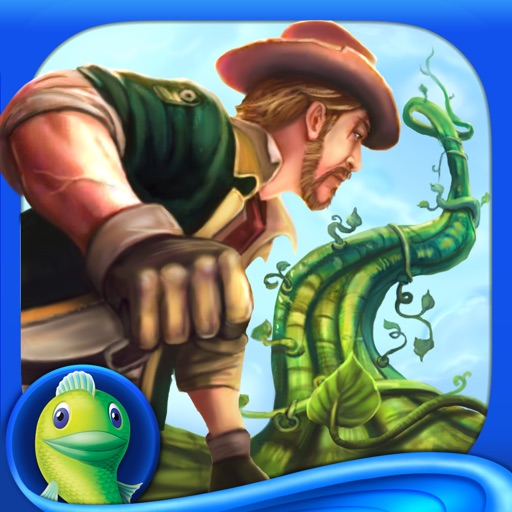 Dark Parables: Jack and the Sky Kingdom - A Hidden Object Fairy Tale icon