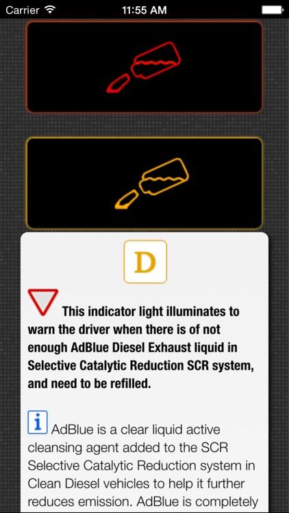 App for Volkswagen Cars - Volkswagen Warning Lights & VW Road Assistance - Car Locator