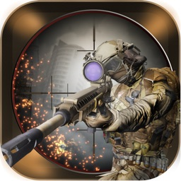 Sniper Assassin- Elite Frontline D Day Shooting Combat Zombie Game Pro