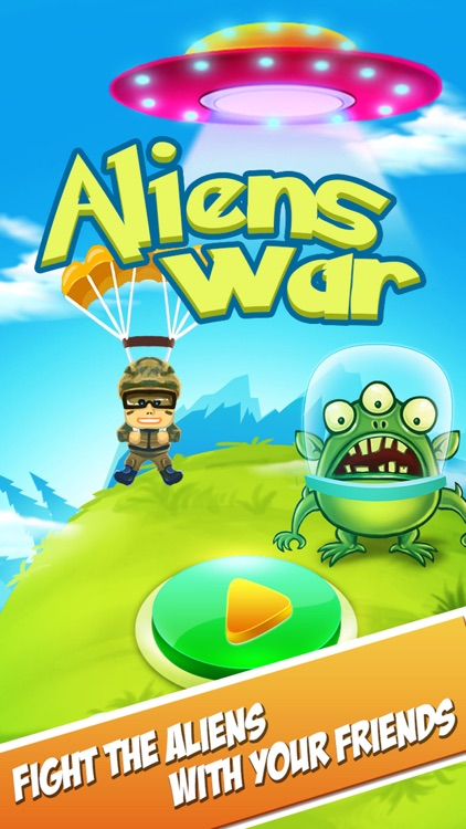 Alien war - alien defense