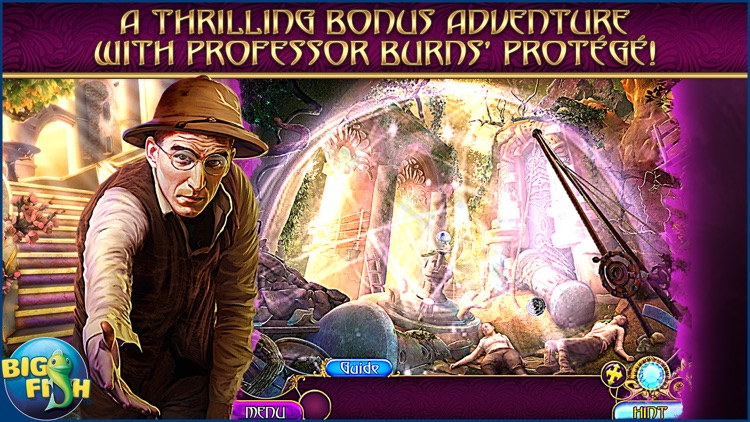 Amaranthine Voyage: The Shadow of Torment - A Magical Hidden Object Adventure screenshot-3
