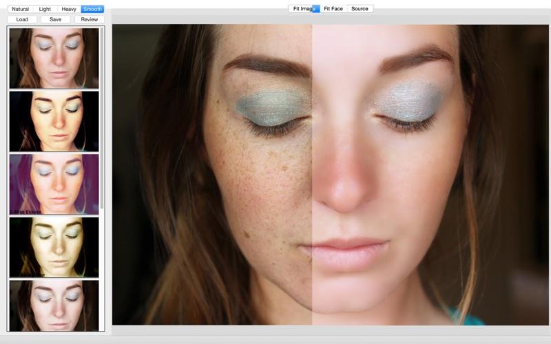Portrait Retouching-Face Beauty and Skin Whitening screenshot 1