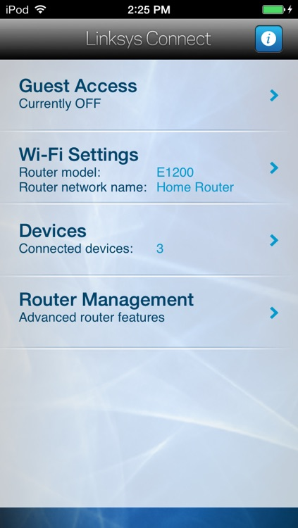 Linksys Connect screenshot-1