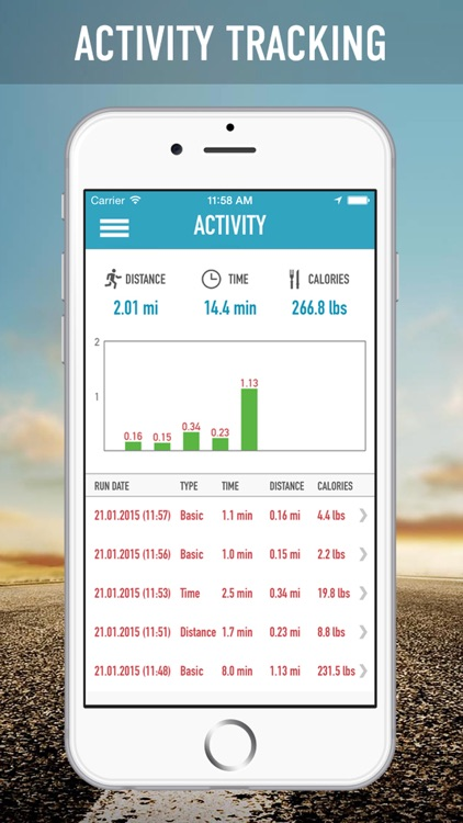 Keep My Run: Health Trainer, Calories Tracking, GPS Workout screenshot-4