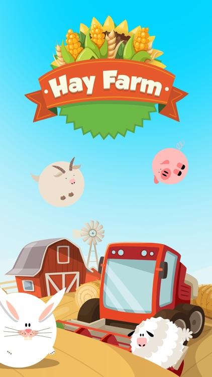 Hay Farm - Shoot Those Cute Animals!