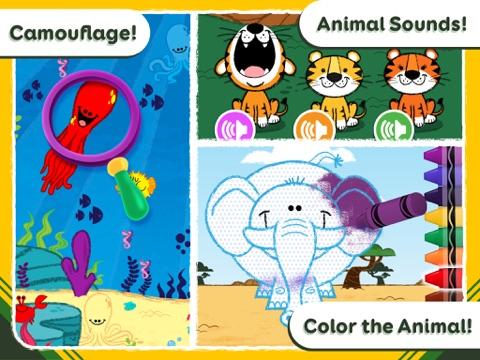 Crayola Colorful Creatures - Around the World!-ipad-2