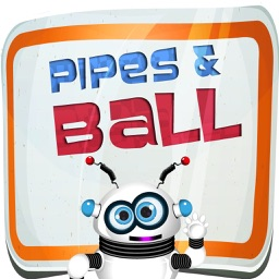 pipes and ball