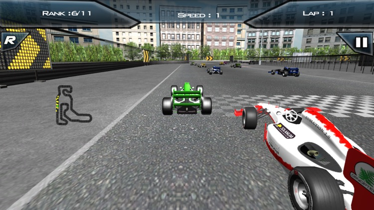 Extreme Formula Championship 2015 Free screenshot-4