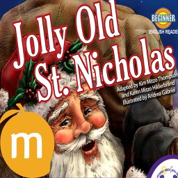 Jolly Old St Nicholas - Read along interactive christmas carol, song for children, parents and teachers